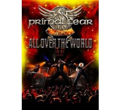 Primal Fear ‎– 16.6 All Over The World - DVD