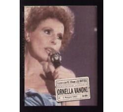 Ornella Vanoni – I Concerti Live @ RTSI Televisione Svizzera - 5 maggio 1982 - DVD