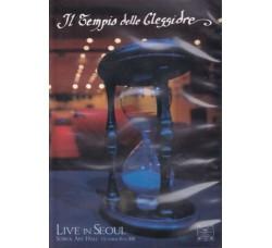 Il Tempio Delle Clessidre – Live In Seoul - DVD