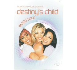 Destiny's Child ‎– World Tour - DVD