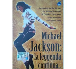 Michael Jackson - La leggenda continua … -  DVD