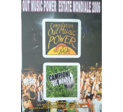 Artisti Vari - Out Music Power – Estate Mondiale 2006  – (DVD)