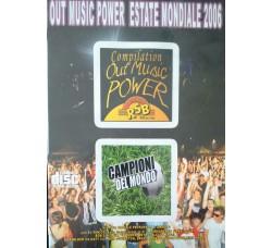 Artisti Vari - Out Music Power – Estate Mondiale 2006  – (DVD)