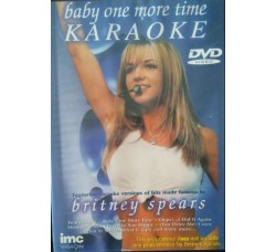 Britney Spears – Baby one more time Karaoke  – (DVD)