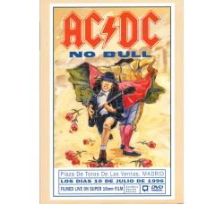 AC/DC – No Bull (Live - Plaza De Toros, Madrid) - DVD