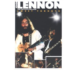 John Lennon And The Plastic Ono Band ‎– Sweet Toronto - DVD