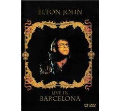 Elton John – Live In Barcelona - DVD