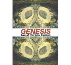 Genesis – Live At Wembley Stadium - DVD