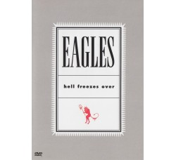 Eagles ‎– Hell Freezes Over - DVD