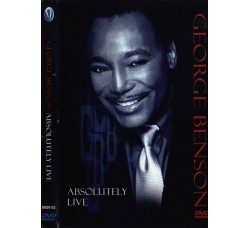 George Benson ‎– Absolutely Live – DVD