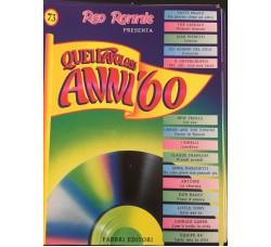 Various – Quei Favolosi Anni '60 ● 1969 – 7 – CD Compilation