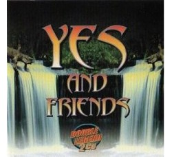 Yes And Various – Yes And Friends - CD