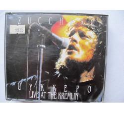 Zucchero – Uykkepo Live At The Kremlin – CD