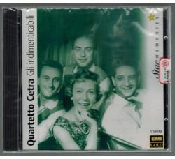 Quartetto Cetra – Gli Indimenticabili - CD
