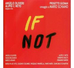 Progetto Guzman – If Not - Omaggio A Mario Schiano - CD