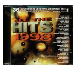 Various – All The Hits 1998 – (CD Comp.)