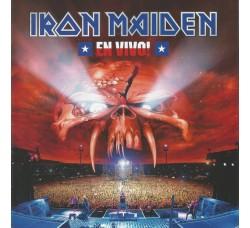 Iron Maiden – En Vivo! – CD