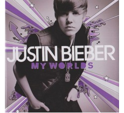 Justin Bieber ‎– My Worlds    - CD