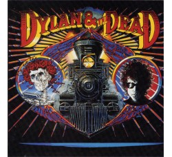 Dylan* & The Dead* – Dylan & The Dead  - CD