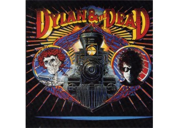 Dylan* & The Dead* ‎– Dylan & The Dead  - CD