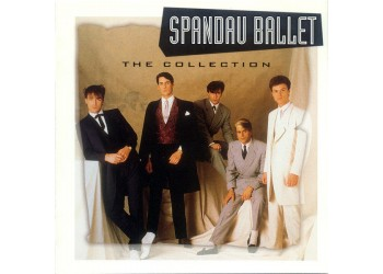 Spandau Ballet ‎– The Collection  - CD