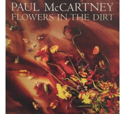 Paul McCartney ‎– Flowers In The Dirt - CD