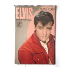 Elvis Presley - Calendario Ufficiale 2009 -  Da collezione