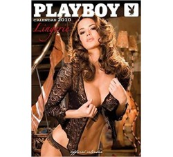 Playboy Lingerie Calendario 2010 - Sigillato