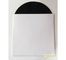 Copertine Cartone per  LP (SENZA FORO) colore BIANCO
