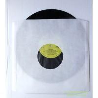 [Pz 25] Manicotti interni per LP  (Bianco Crema) FODERATI Angoli Cut
