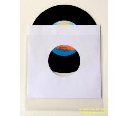 [Pz 25]  Doppie Buste - Manicotti + Buste PE per dischi 45 giri