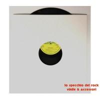 Copertine per LP  con foro - Colore BIANCO - Dorso 3 mm - Forza 300gr mc 2 - Qtà 5