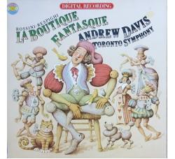Rossini - Respighi, Andrew Davis, Toronto Symphony – La Boutique Fantasque
