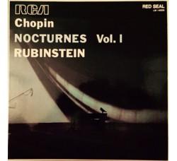Chopin, Rubinstein – Nocturnes Vol. 1