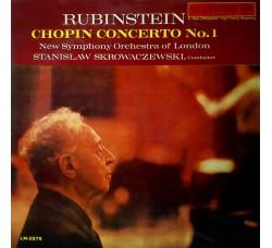 Chopin - Rubinstein, New Symphony Orchestra Of London*, Stanislaw Skrowaczewski – Concerto No. 1