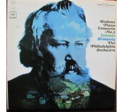 Johannes Brahms, Eugene Ormandy, Eugene Istomin, The Philadelphia Orchestra