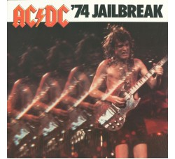 AC/DC - '74 Jailbreak (LP, Album, Comp, RE, 180)