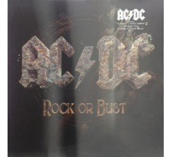 AC/DC ‎– Rock Or Bust  - Vinile/LP
