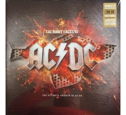 AC/DC |The Many Faces Of  - The Ultimate Tribute To  LP/Vinile Compilation