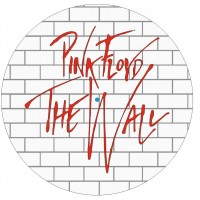 "Coppia (DUE) Slipmat / Tappetini per  Giradischi ""The Wall"""