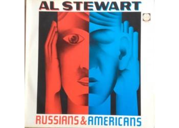 Al Stewart – Russians & Americans - LP/Vinile