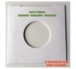 Copertine per dischi 45 giri - Antistatici, Antigraffio, Antimuffa - Qtà 25