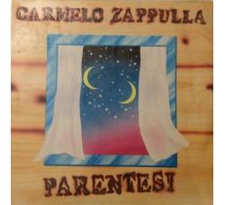 Carmelo Zappulla – Parentesi – LP/ Vinile  Sigillato