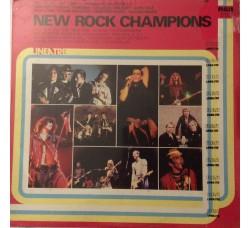 Artisti Vari – New Rock Champions – LP/ Vinile  Sigillato