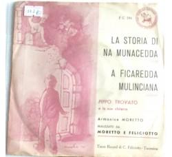 Pippo Trovato - La storia di Munacedda - Single 45 Giri