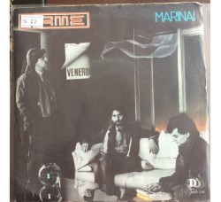 Orme ‎– Marinai / La Notte - Single 45 Giri