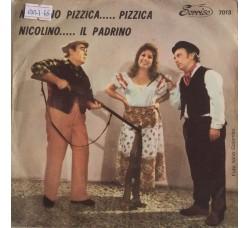 Saretto Spadaro, Jole Micalizzi, Ciccino Sineri - Nicolino - Single 45 Giri