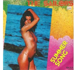 The Sailors  ‎– Summer Song  -  Single 45 RPM