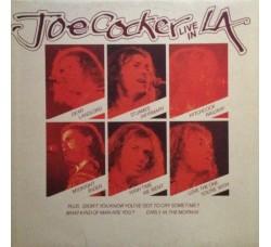 Joe Cocker – Live In L.A. – LP/Vinile Prima stampa