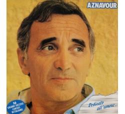 Aznavour – Dedicato All'Amore... LP/Vinile